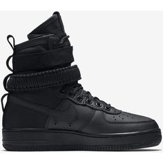 Nike SF Air Force 1 Women s Boot. Nike.com ( 100) ❤ liked on Polyvore  featuring shoes 180fc192d0