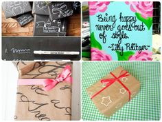 10 Homemade Gifts Kids can Make | @Laurie Borgen