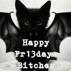 Happy Friday the How will you spend your day? Happy Friday the How will you spend your day? Friday Coffee Quotes, Friday The 13th Quotes, Friday The 13th Poster, Friday The 13th Funny, Friday The 13th Tattoo, Tgif Funny, Funny Friday Memes, Funny Memes, Cat Memes