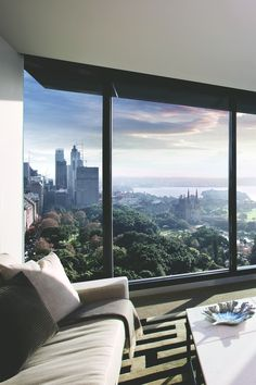 Stunning view through this huge window...