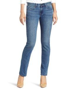 Calvin Klein Jeans Women's Straight Leg Jean, Thallium, 8x32 buy at http://www.amazon.com/dp/B007Y8XISM/?tag=bh67-20