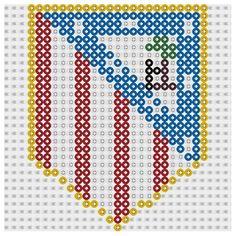 Plantilla Hama Atletico de Madrid (Escudos Fútbol) www.tuburbuja.es