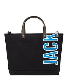 Jack Spade Men's Industrial Canvas Logo Coal Tote Bag, Black Jack Spade http://www.amazon.com/dp/B00MWB32PA/ref=cm_sw_r_pi_dp_T3r-tb080DMT0