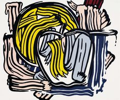 Apple and Grapefruit, 1980, Roy Lichtenstein