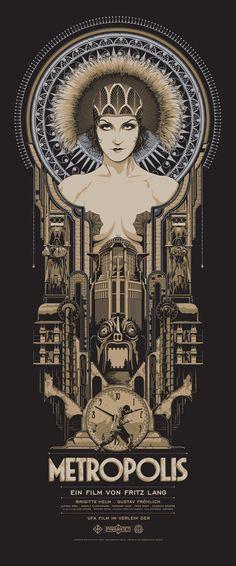Metropolis #poster