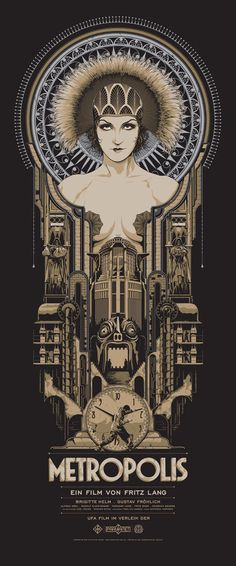 Metropolisvar by Ken Taylor