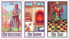 PSYCARDS TAROT READING    1   Question by PsychicTarotSpells