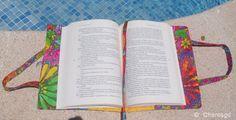 Patchwork di Charo: bookbag Tutorial