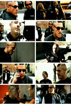 Sons of Anarchy, Juice Ortiz