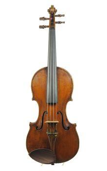 Italienische Geige, wahrscheinlich Padua, spätes 18. Jahrhundert - http://www.corilon.com/shop/de/produkt1418_1.html