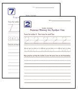 lots of good kids worksheets free printables