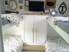 Travel Trailer Bunkhouse Idea More
