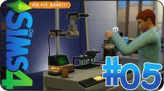 Die Sims 4 An die Arbeit #05 - HEUREKA ! [Gameplay/German/Deutsch]