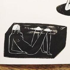 Bathing-Kaye Blegvad (Instagram)