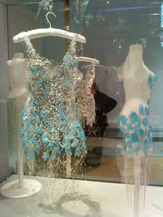 Dare to Wear: Glass Dresses by Diana Dias-Leáo | The Creative Diarist