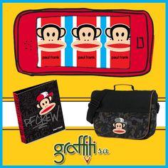 paul frank accessories #graffiti #school #accessories