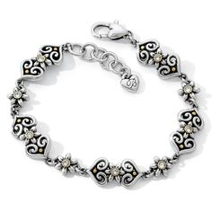This bracelet, from the Alcazar Collection - one of our best loved collections - was inspired by the Alcazar Palace in Seville, Spain. #BrightonCollectibles