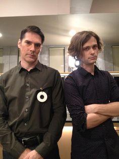 Thomas & Matthew - criminal-minds Photo