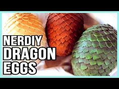 Hi everyone! Today I'm going to show you how to make a Polymer clay Dragon egg based on the series Game of Thrones. I hope you like this tutorial! ▶️ Cosplay...