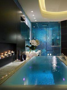 Una invitación directa a darse un buen baño.