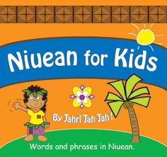 Niue - Niuean for Kids Book