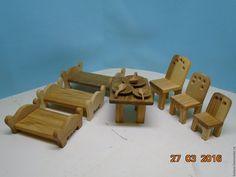 Купить или заказать мебель из сказки 'три медведя' в интернет-магазине на Ярмарке Мастеров. игрушечная сказочная мебель из русской народной сказки' три медведя'.покрыта льняным масл…