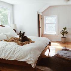 Sweet bedroom white bedding cozy