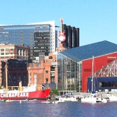 Inner Harbor, Baltimore , MD