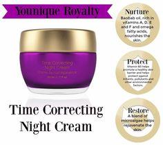 Younique night cream