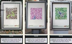 Lego QR Code - Who doesn't love Lego?! Mytoys.de launched an intuitive outdoor QR campaign whereby they constructed large QE codes out of Lego, and placed them inside advertising displays. The codes were placed in areas that received high levels of traffic from passing families, and inquisitive consumers who scanned the codes were directed towards the company's website and their products.