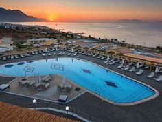 Grand Blue Beach Hotel 5 Stars luxury hotel in Kardamena Offers Reviews