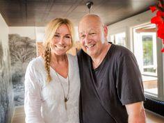 """Journalisten Anne Lundberg och arkitekten Gert Wingårdh leder sjätte säsongen av tv-programmet """"Husdrömmar"""" där man får följa människor som skapar sitt drömboende."""