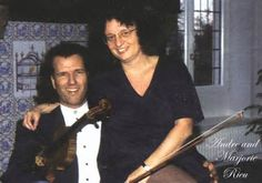 Andre Rieu and Wife - Bing images