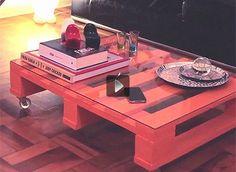 mesa de palete :)