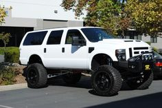 Mkm customs Ford Excursion