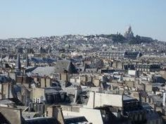 paris roof tops - Google Search