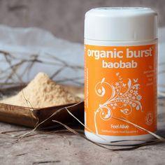 organic baobab powder