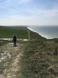 Deuxième étape Via Francigena de Canterbury Rome aujourd'hui de Calais à Wissant