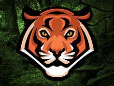 Tiger by CJ Zilligen