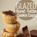 Recipe: Glazed Peanut Butter Cookie Cups