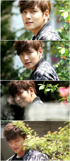 Ji Chang Wook >' '< interview press-pictures 2015.04