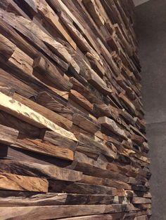 Grove, stoere Woodpanels