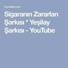 Sigaranın Zararları Şarkısı * Yeşilay Şarkısı - YouTube