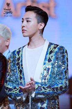 Big Bang's G-Dragon #Fashion #Kpop #Idol