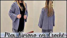 Diane Gonçalves - Maxi Kimono