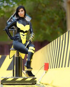 Marvel's The Wasp by _project.42_