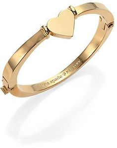 Kate Spade Dear Valentine Love Bangle Bracelet