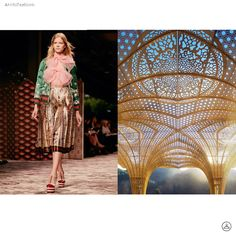 Gucci Collection 2016 & Hylemo Architects #Archifashion #Archilovers #Architecture #Design #Collaboration #Fashion #Dailysnap #photography #art #건축 #디자인 #패션 #建築 #ファッション #設計 #设计 #时尚 #建筑