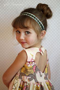 Sweetheart Dress Pattern Review - girl. Inspired.