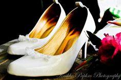 Wedding photos #weddingshoes #weddingphotography